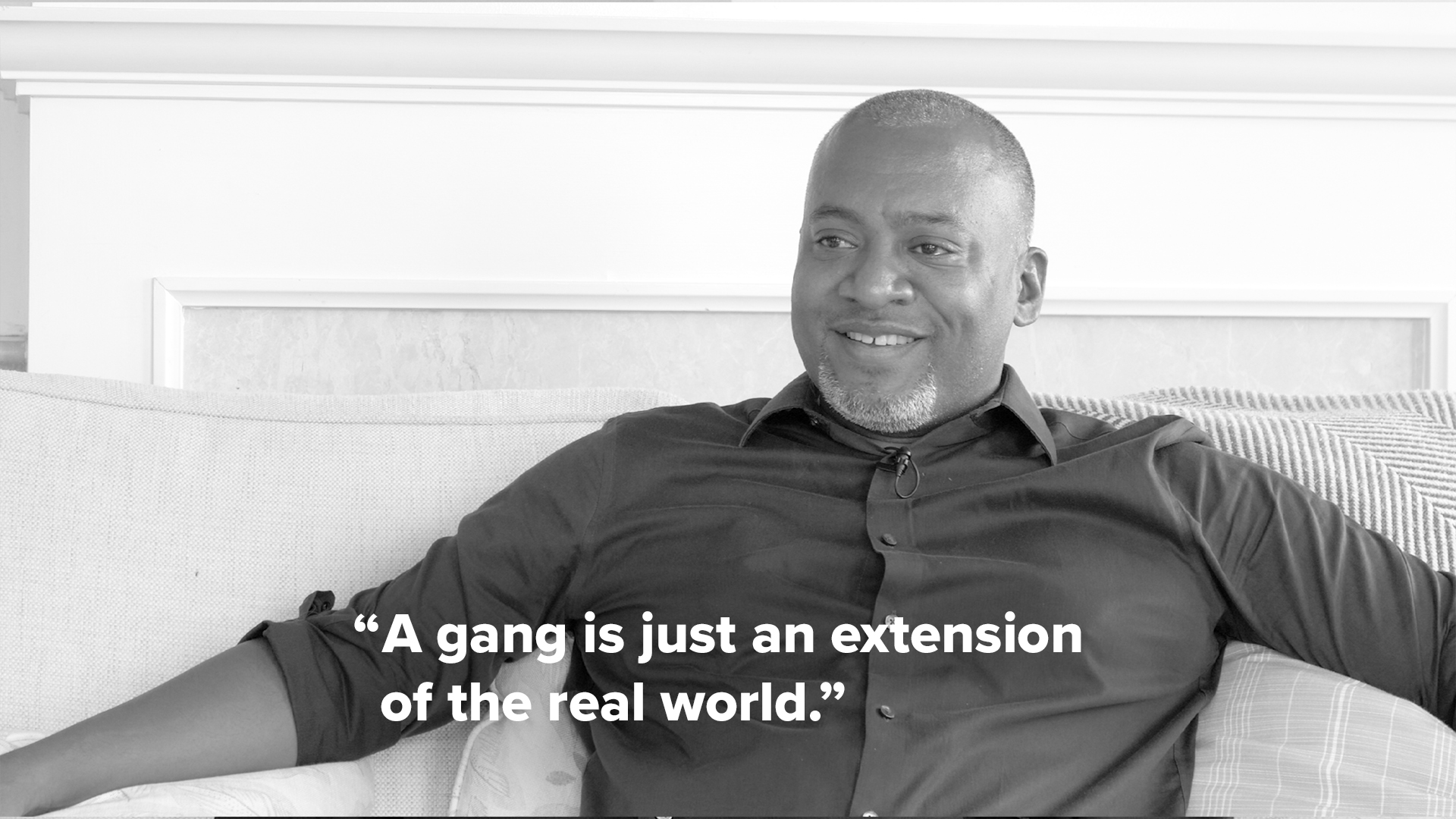 Revealing the truth and busting myths about gangs | Alex Alonso